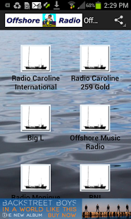 Offshore Radio Mobile App